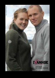 work book fall/winter 2008-09 - Ivanhoe