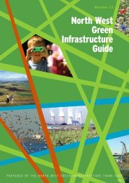 North West Green Infrastructure Guide (version 1.1, 2008)