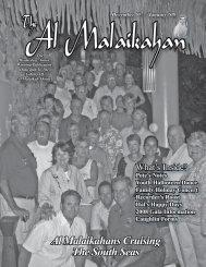 Al Malaikahans Cruising The South Seas - Al Malaikah Shrine Temple