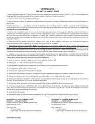DEPARTMENT 34 FFA AND 4-H MARKET GOATS - Silver Dollar Fair