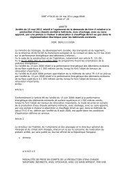 JORF n°0120 du 24 mai 2011 page 8946 texte n ... - Convergence-LR