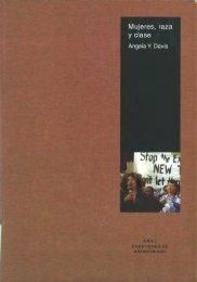 Mujeres, raza, clase_Angela Davis