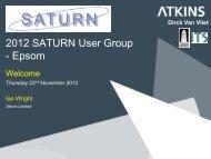 Introduction (Epsom UGM) - saturn