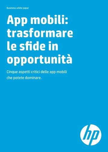 App mobili: trasformare le sfide in opportunità - ZeroUno