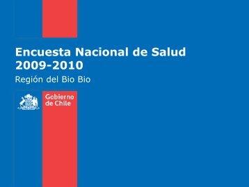 Encuesta Nacional de Salud 2009-2010 - SEREMI de Salud Región ...