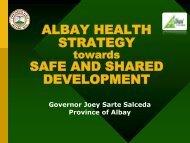 Albay Health Festival