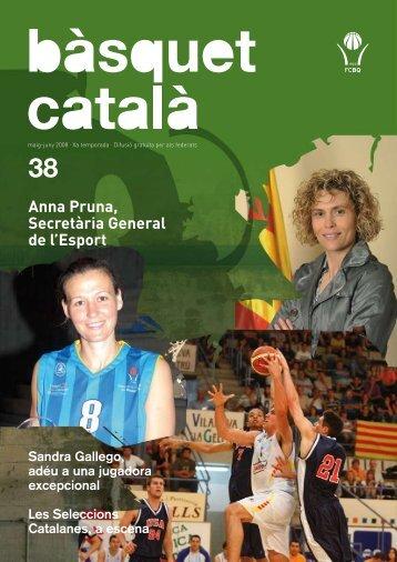 número 38 - Federació Catalana de Basquetbol