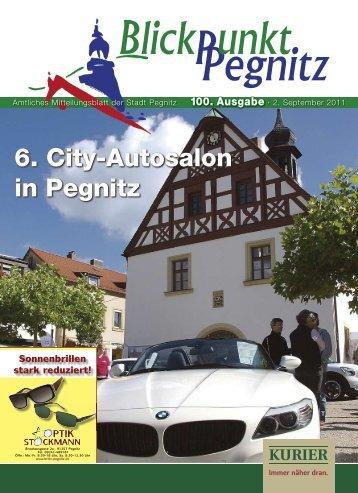 6. City-Autosalon in Pegnitz - Blickpunkt Pegnitz - Nordbayerischer ...