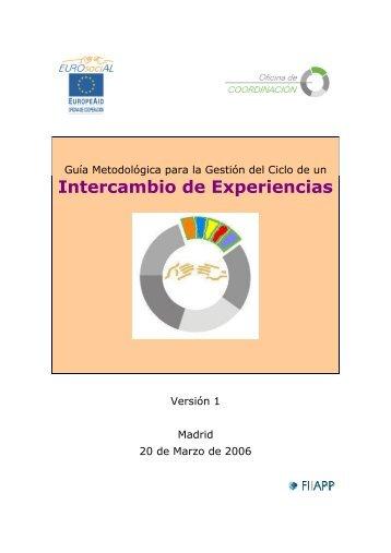 Intercambio de Experiencias - Sector Fiscalidad