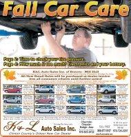 CAR CARE 2008 - The Express