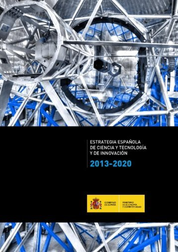 Estrategia - Ministerio de Economía y Competitividad