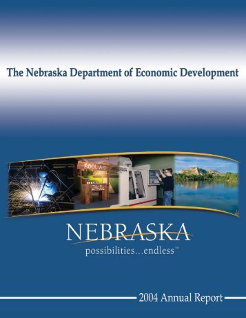 2004 Annual Report - Nebraska Department of Economic ...
