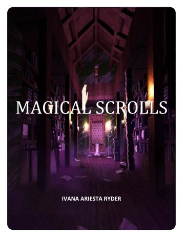 MAGICAL SCROLLS