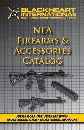 NFA Firearms & Accessories Catalog - BHI Arms