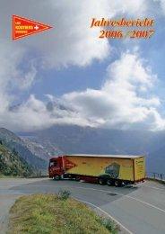 Jahresbericht 2006 / 2007 - routiers.ch