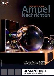 Nachrichten VERKEHRSMAGAZIN No|51 - RTB GmbH & Co. KG