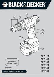 Návod k použití EPC126