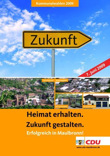 Download - PDF - CDU Maulbronn