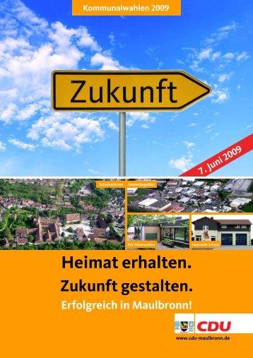 Download - PDF - CDU Maulbronn