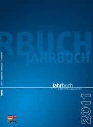 DWVG Jahrbuch 2011