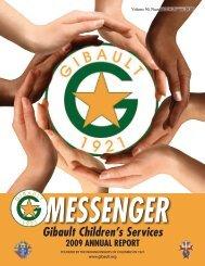 Gibault Children's Services  2009 ANNUAL REPORT - Gibault, Inc.