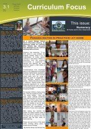 may curriculum focus - Panaga School