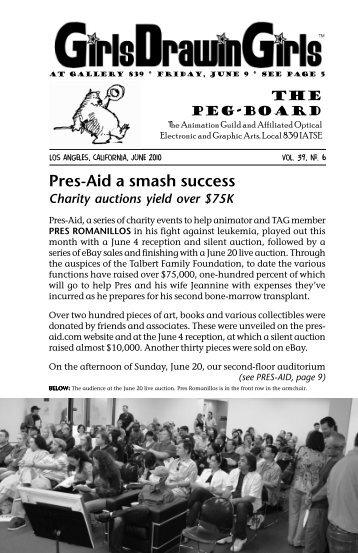 JUNE 2010 - Animation Guild