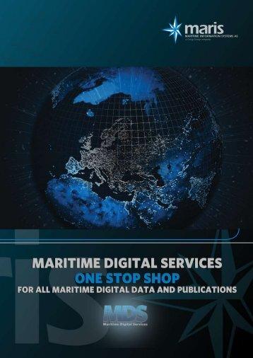 maritime digital services one stop shop maritime digital ... - Maris