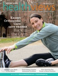 Download the March/April 2013 Issue - Bayshore Community Hospital