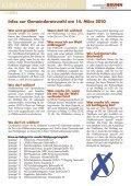 gemeinde brunn informiert gemeinde brunn - Brunn am Gebirge - Page 2