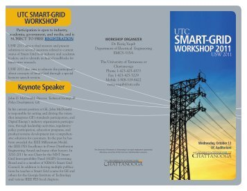 SMART-GRID - College of Engineering