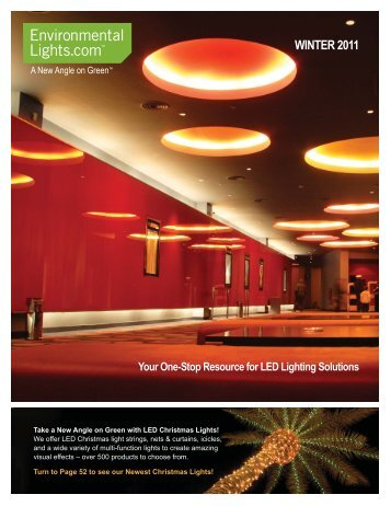 Environmental Lights Catalog 2011 - LED Lighting