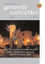 Gemeindenachrichten 2004-4.qxp - Biedermannsdorf