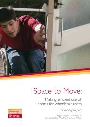 Space to Move: