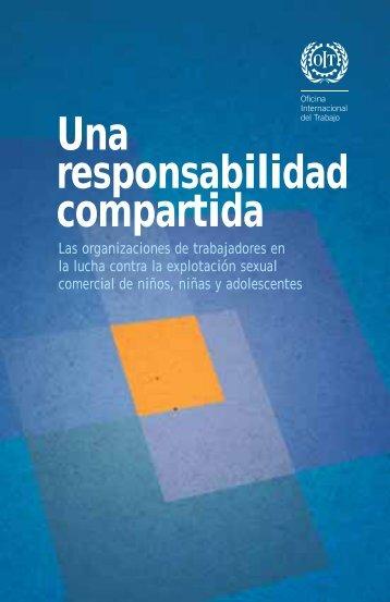Una responsabilidad compartida - OIT en América Latina y el Caribe