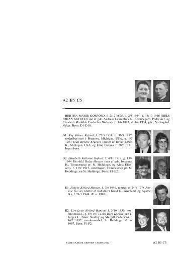 A2 B5 C5 A2 B5 C5 - Lauegaardsfamilien