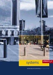 systems - URBACO : Bollards