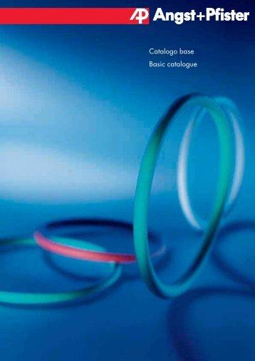 O Ring Basic Catalogue