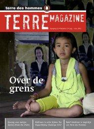 Terre Magazine 2011 - Terre des Hommes