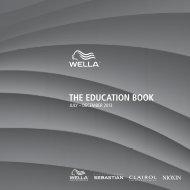 THE EDUCATION BOOK - P&G Salon Professional