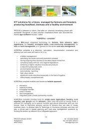 PROGIS Newsletter -  PROGIS Software  GmbH