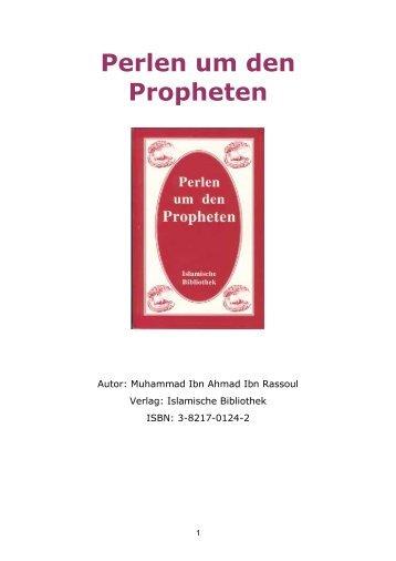 Perlen um den Propheten - Way to Allah