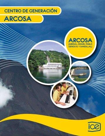 Centro de generación ARCOSA - Grupo ICE