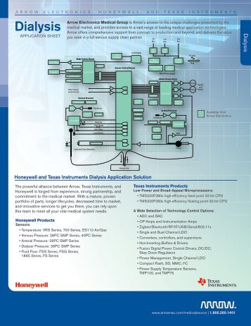 Dialysis - Arrow Electronics