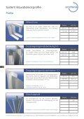 System Bauabdeckprofile - Seite 4