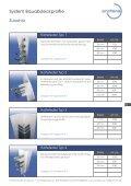 System Bauabdeckprofile - Seite 5