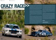 CARRERA PANAMERICANA 2010 - Classic Speed Shop