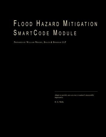 FLOOD HAZARD MITIGATION