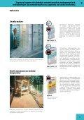 Zaprawy fugowe do okładzin ceramicznych w zastosowaniach ... - Page 6