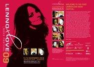 welcome to the first lennoxlove book festival! - Edinburgh UNESCO ...